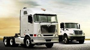 Caminhões International