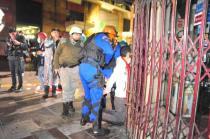 Mais de 80 foram presos pela BM  Crédito: Fabiano do Amaral