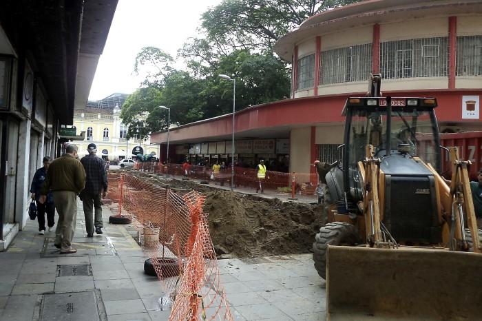 Mudança tem o objetivo de preservar a conservação do pavimento  Foto: Daiana CauduroDivulgação PMPA