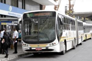 Prefeito encaminhou ao Legislativo projeto para isentar o serviço de ônibus do ISSQN   Foto: Ricardo Giusti/PMPA