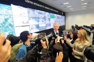 Prefeito anunciou a retirada das obras de Porto Alegre do PAC   Crédito: André Ávila