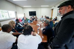 Reunião terminou sem acordo na Câmara de Vereadores  Crédito: Ederson Nunes / Câmara Municipal de Porto Alegre / CP