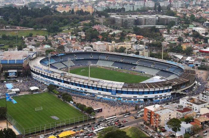 Crédito: Lucas Uebel / Grêmio FBPA / CP