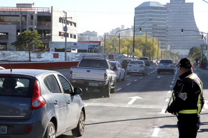 Estrutura de 80 metros dá acesso à Aureliano de Figueiredo Pinto   Foto: Ivo Gonçalves/PMPA