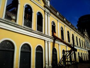 Bombeiros autorizam reabertura do Mercado Público   Foto: Gilberto Simon