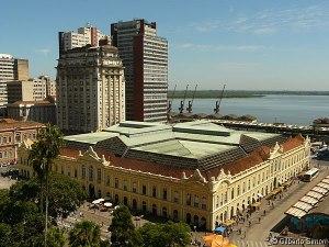 Mercado Público Central de Porto Alegre. Foto: Gilberto Simon