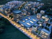 perspectiva-ilustrada-do-bairro-e-da-nova-av-joao-jacob-bainy-com-previsao-de-torre-comercial-hotel-e-hipermercado
