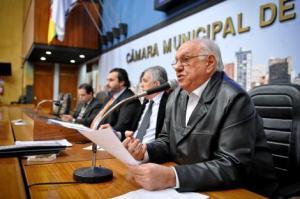 Tutikian afirmou que proposta deverá modernizar legislação atual.  Foto: Ederson Nunes