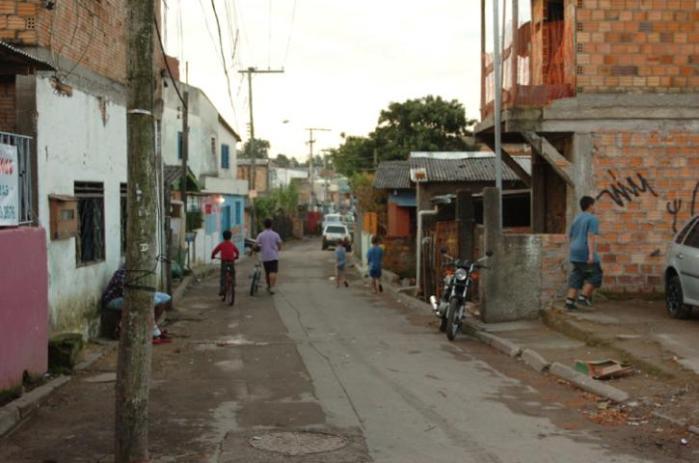 Via percorrerá 5,6 quilômetros de extensão e passa por seis comunidades   Crédito: Paulo Nunes