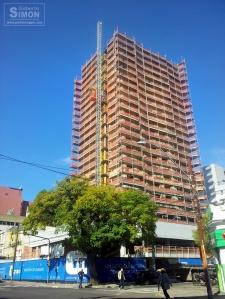 Hotel Intercity da 24 de Outubro. Foto: Gilberto Smon
