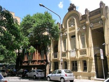 Restauração do Museu Júlio de Castilhos, será um dos contemplados em Porto Alegre. Foto: Gilberto Simon