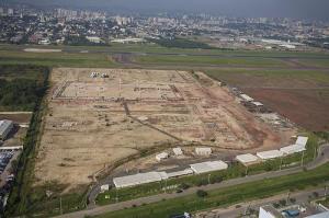 Aeroporto Salgado Filho tem o cronograma mais atrasado (crédito: Gabriel Heusi/Infraero)