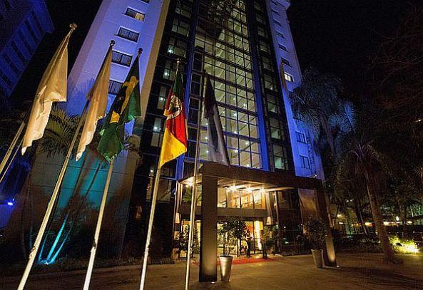 Hotel Blue Tree Towers Porto Alegre vira Radisson. Foto: Radisson / Divulgação