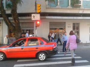 PL do Coletivo Marcelo Sgarbossa (PT) estabelece tempo mínimo de 30 segundos para a travessia
