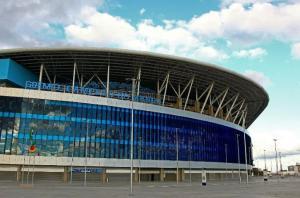 Grêmio busca recursos em Brasília para entorno da Arena  Crédito: Lucas Uebel / Grêmio / CP