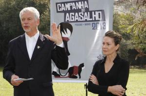 MP recomenda que Fortunati exonere primeira-dama de secretaria  Crédito: Ricardo Giusti / PMPA / CP