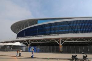 MP recomenda que prefeitura deixe de fazer obras no entorno da Arena Crédito: Vinicius Roratto / CP Memória
