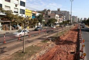 Primeira fase do novo sistema está com cerca de 80% das obras concluídas   Foto: Anselmo Cunha/PMPA