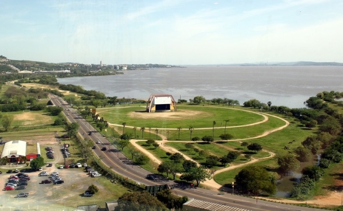 Evento será realizado às margens do Guaíba  Foto: Ivo Gonçalves/PMPA
