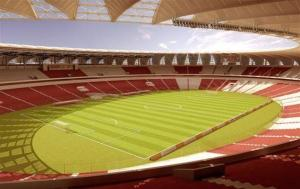 Beira-Rio receberá cinco partidas da Copa do Mundo 2014 (crédito: Hype Arquitetos)