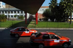 Porto Alegre poderá ter mais 120 táxis Crédito: Tarsila Pereira