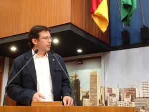 Tiago Holzmann. Foto: IAB RS