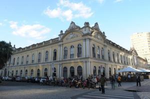 Serão investidos R$ 19,5 milhões para reformar prédio, que sofreu incêndio em julho Crédito: Ricardo Giusti / CP Memória