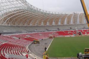 Seleções que jogarão em Porto Alegre irão visitar Capital Crédito: Divulgação Inter/AG/CP