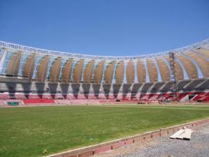 Prazo fica cada vez menor para conclusão do Beira-Rio Crédito: AG / Inter / Divulgação / CP