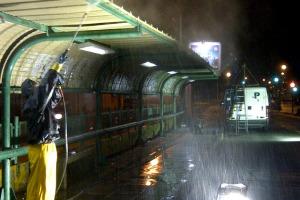 Ação já foi realizada em 14 estações da Bento Gonçalves.   Foto: Divulgação/PMPA