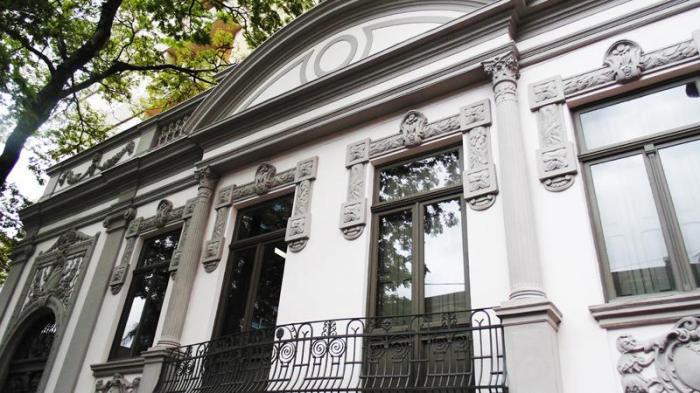 Prédio no Centro de Porto Alegre foi restaurado para abrigar museu Crédito: Matheus Lacerda / Divulgação / CP