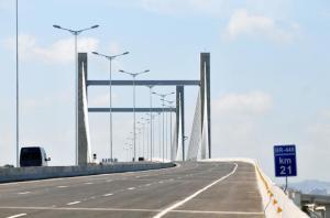 Rodovia do Parque será estendida até Estância Velha Crédito: André Ávila