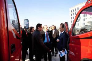 Governador está na China em viagem oficial Crédito: Caco Argemi/Palácio Piratini/CP