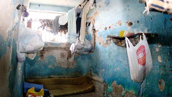 Presídio Central de Porto Alegre (RS) repete horror visto em cadeia no Maranhão (Reprodução)