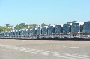 A tarifa dos ônibus da Capital será rediscutida em breve Crédito: Tarsila Pereira