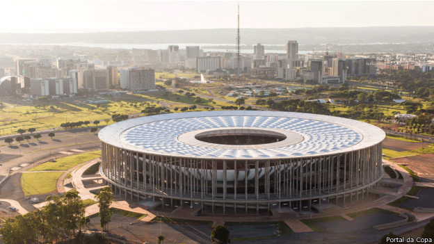 Brasil não terá legado econômico algum com a Copa do Mundo de 2014, diz analista