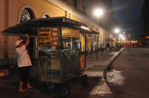 Rodoviários deflagram paralisação geral dos ônibus em Porto Alegre Crédito: Ricardo Giusti / CP
