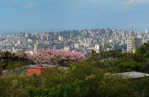 Vista do Morro Santa Teresa. Foto: Gilberto Simon
