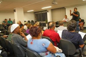 Conselho consolida sugestões que serão levadas à audiência pública quinta  Foto: Luciano Lanes / PMPA