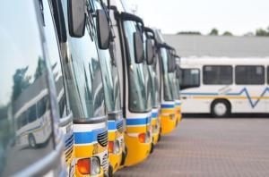 Ônibus novamente não circulam em Porto Alegre Crédito: André Ávila