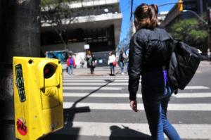 EPTC critica determinação do tempo de sinaleiras sob risco de paralisar Porto Alegre Crédito: André Ávila/CP Memória