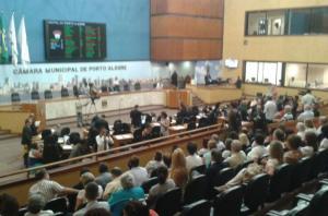 Votação será polêmica porque envolve um prédio histórico e questões ambientais Crédito: Tiago Medina / Especial / CP