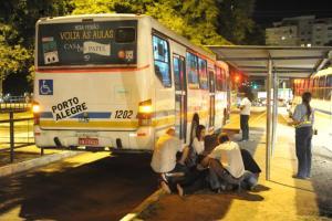 Porto Alegre tem média de 20 feridos por dia no trânsito Crédito: Fabiano do Amaral