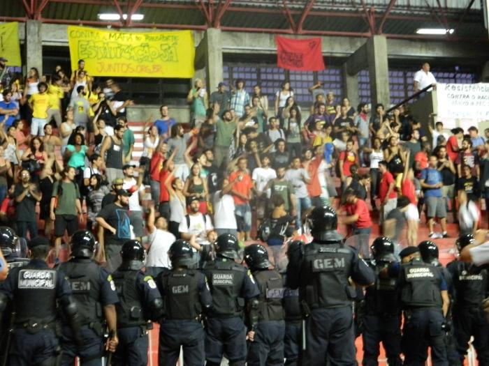 Audiência pública ocorreria para discutir a licitação do transporte coletivo  Foto: Thalles Campos/PMPA