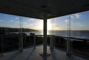 Espaço também permitirá ao público apreciar o pôr do sol no Guaíba Espaço também permitirá ao público apreciar o pôr do sol no Guaíba.  Foto: Carla Leão/Divulgação PMPA