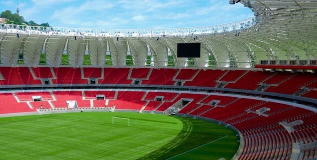 Estádio Beira-Rio está pronto para a Copa (crédito: João Linck/Inter/Divulgação)