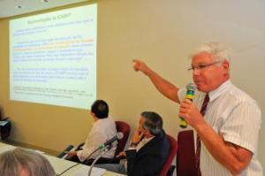 Álvaro Salles alertou sobre possíveis riscos da radiação à saúde.  Foto: Elson Sempé Pedroso