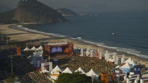 A Fan Fest passou a integrar o calendário da Fifa a partir de 2006 (crédito: Fifa.com)