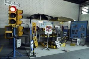 Apenas 30% dos equipamentos vandalizados podem ser reaproveitado Foto: Thalles Campos/Divulgação PMPA