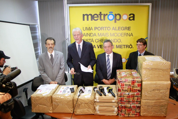 Comissão irá observar critérios como confiabilidade e impactos de obras Foto: Luciano Lanes / PMPA